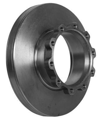 Brake Disc (Solid) - Scania