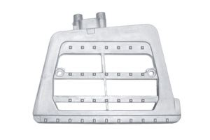 Step Bracket LHS - Daf CF