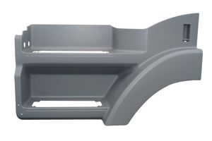 Upper Step Panel LHS - Mercedes Actros