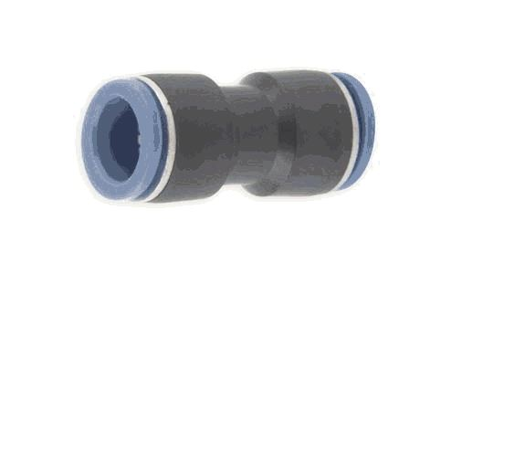 Tube connector 4 mm (pack of 10)
