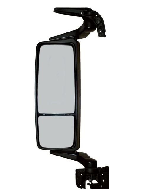 FOR SCANIA 4 P R T SERIES 2004 /> NEW FRONT VIEW MIRROR GLASS /& ARM COMPLETE KIT